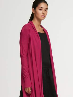 DKNY Waterfall Front Cardigan