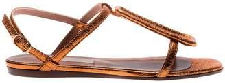 L'Autre Chose Flat Sandals Shoes Women