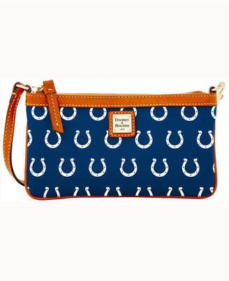 Dooney & Bourke Indianapolis Colts Large Slim Wristlet