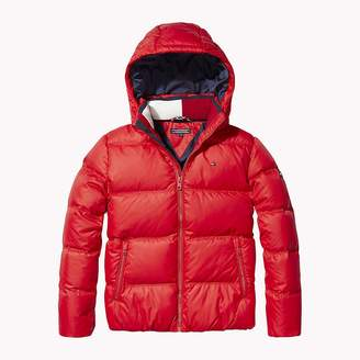 Tommy Hilfiger Recycled Material Padded Down Jacket