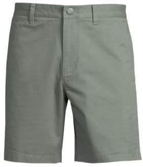 Bonobos Olive Stretch Washed Chino Shorts