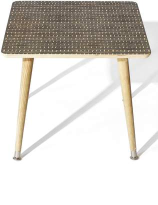 Deny Designs Denim Rain Side Table