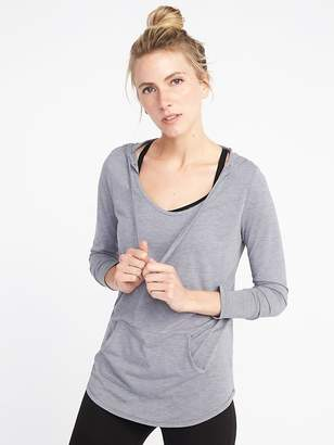 Old Navy Relaxed Performance Hoodie for Women