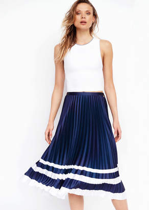 Lorna Jane Luxe Yasmin Pleated Skirt