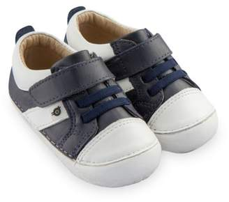 Old Soles Baby Boy's Ground Pave Leather Sneakers