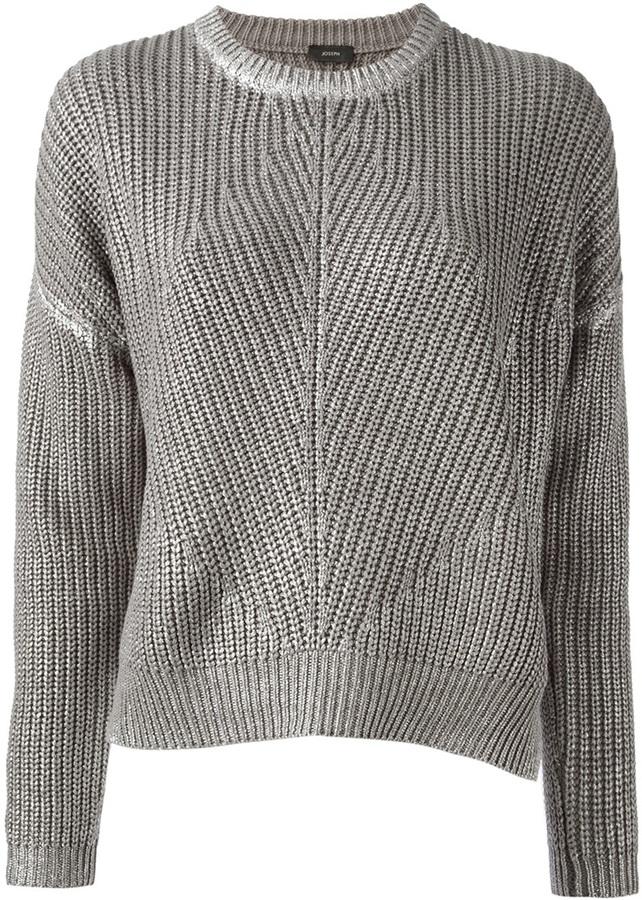 Joseph thick knit sweater