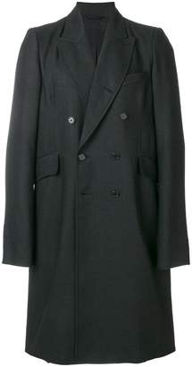 Ann Demeulemeester Blanche double-breasted coat