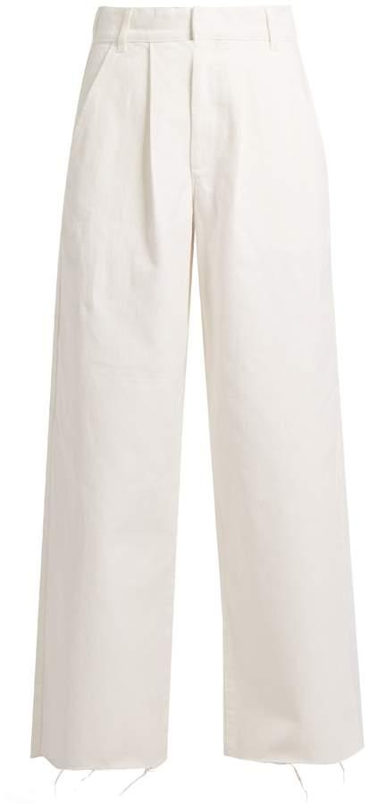 RAEY Wide-leg jeans