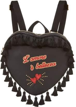 Dolce & Gabbana Heart Backpack