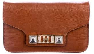 Proenza Schouler Leather PS11 Wallet On Chain