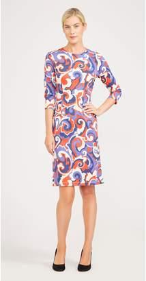 J.Mclaughlin Catalyst Dress in Sunswirl