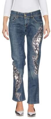 Levi's FRANCESCA CONOCI with Denim trousers