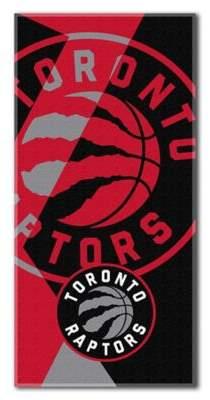 NBA Toronto Raptors 34-Inch x 72-Inch Beach Towel