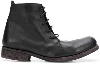 Masnada lace-up boots
