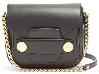 Stella McCartney Stella Popper faux-leather cross-body bag
