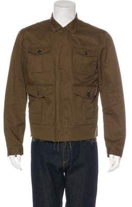 DSQUARED2 Distressed Field Jacket