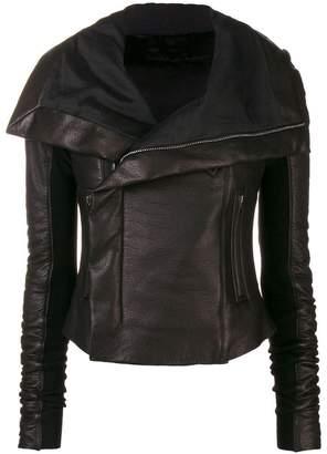 Rick Owens Forever biker jacket