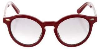 Linda Farrow Danielle Scutt Sunglasses