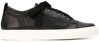 Lanvin embossed sneakers $595 thestylecure.com