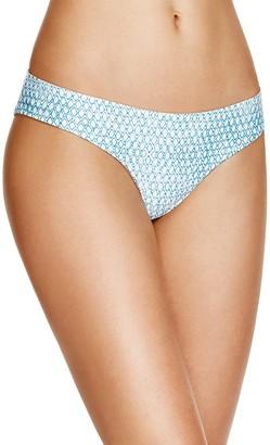 L*Space Sandal Skin Sandy Bikini Bottom $77 thestylecure.com