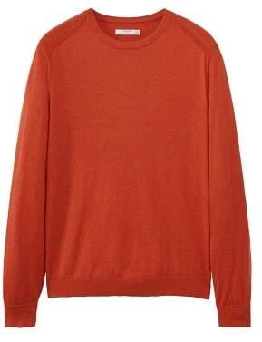 Mango man MANGO MAN Cotton cashmere-blend sweater