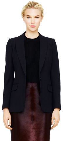 Claudia Italian Wool Blazer