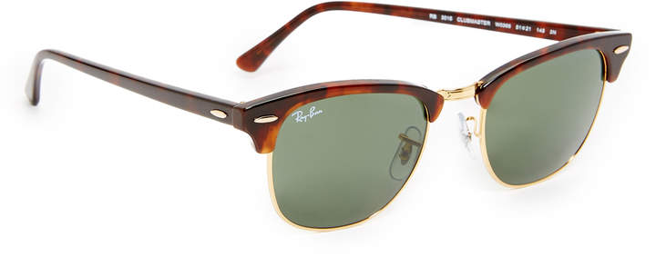 tortoise shell clubmaster gr30  ray ban classic clubmaster sunglasses