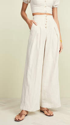 SUBOO Wanderer High Waisted Pants