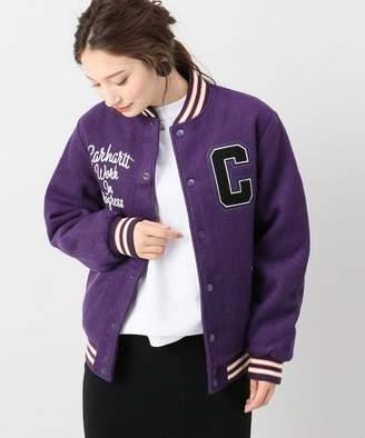Carhartt (カーハート) - JOINT WORKS CARHARTT WIP cotton/wool tweed BASEBALL ジャケット