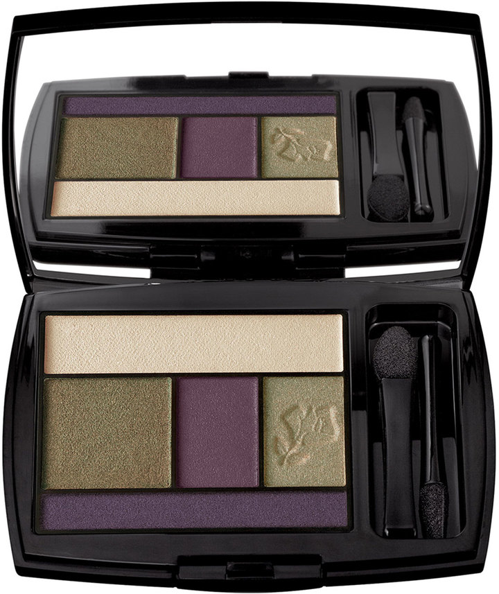 Lancôme Limited Edition Color Design 5 Pan Eyeshadow Palette, Olive Amour