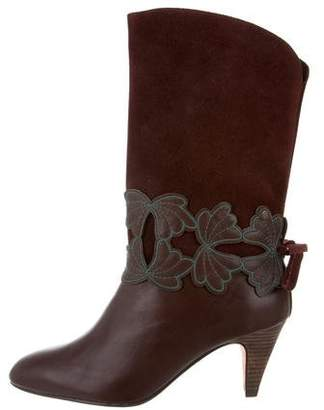 Ted Baker Flame Mid-Calf Boots