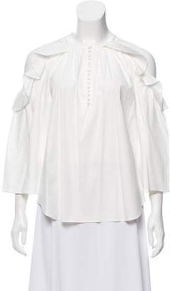 Rachel Zoe Shoulder Cutout Top w/ Tags