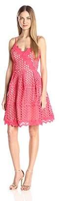Adelyn Rae Women's Lace Dress
