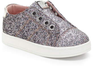 Sole Play Udall Glittery Laceless Sneaker