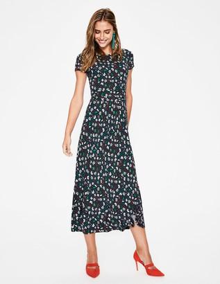 Boden Alda Jersey Midi Dress