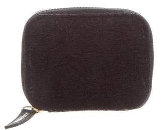 Dolce & Gabbana Lace Compact Wallet