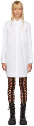 Junya Watanabe White Poplin Shirt