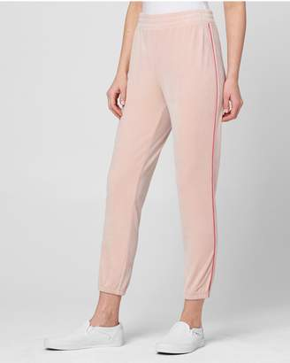 Juicy Couture Ultra Luxe Velour Track Pant