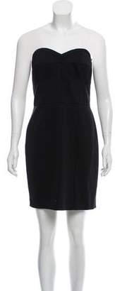 Rebecca Taylor Strapless Mini Dress w/ Tags