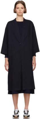 Blue Blue Japan Indigo Twilight Kimono Coat
