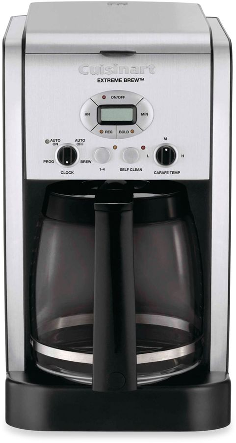 Cuisinart Extreme BrewTM 12-Cup Programmable Coffee Maker