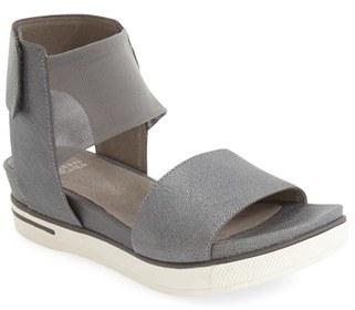 Eileen Fisher Platform Sport Sandal (Women) $195 thestylecure.com