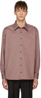 Ribeyron Pink Denim Overshirt