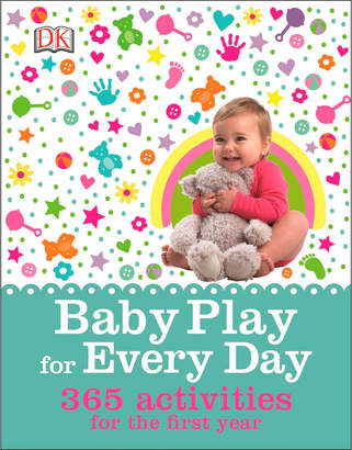 Penguin Random House Baby Play Every Day By Clare Halsey