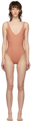 Haight Pink Leticia One-Piece Swimsuit