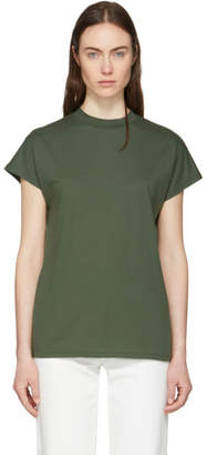 Won Hundred Green Proof High Neck T-Shirt