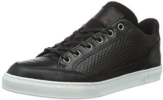 Bullboxer Women's 354M25932A Low-Top Sneakers Black Size: 4