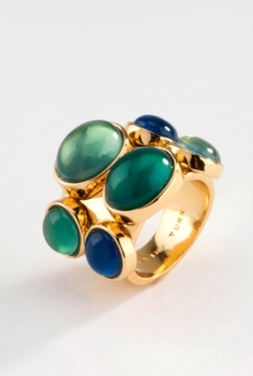 Trina Turk Seaglass Ring