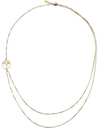 Alex and Ani Precious II Unexpected Miracles Pull Chain Necklace Necklace