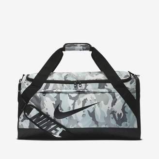 Nike Brasilia Printed Training Duffel Bag (Medium)